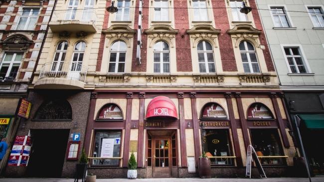Rezerwuj Diament Economy Gliwice Gliwice Hoteleeu