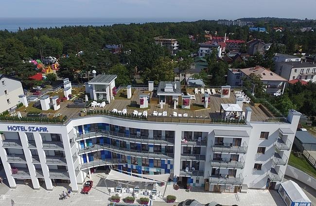 Rezerwacja Online Hotel Szafir Jastrzębia Góra Hoteleeu